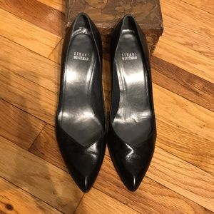 Pumps Stilettos Point Toe Casual Work Leather Club